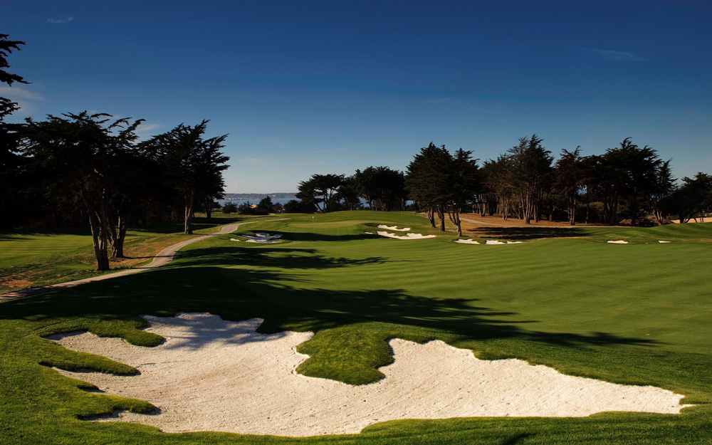 black-horse-golf-course-sand-trap